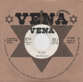 Trevor Levy - So Long / version (Vena / Dub Store) JPN 7""